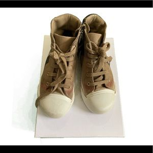 Burberry High Tops Size 13